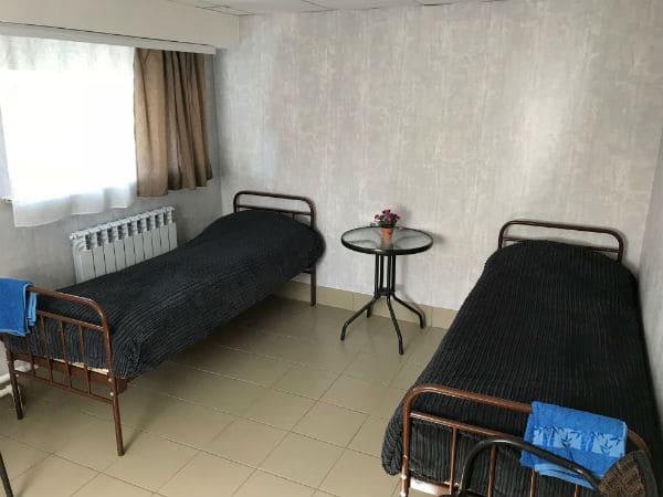 Барыш общежитие
