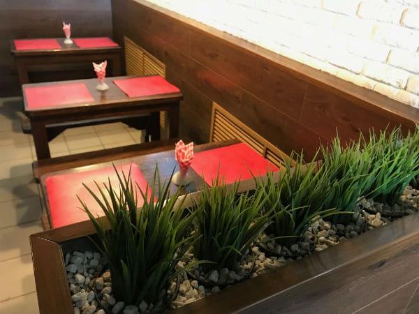 Забронировать столики в кафе Аура Барыш